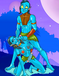 Avatar shemale fuck pictures