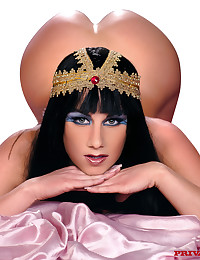 Cleopatra is the most horny bitch ever fucking all the guys