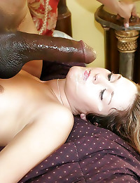 Monster cock for pretty girl