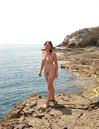 Crazy naked people outsite