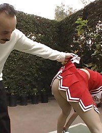 cum gulping cheerleaders sucking cock