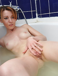 Check out stunning Julia Cross in the Shower.