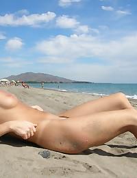 Rare amateur nudists photos