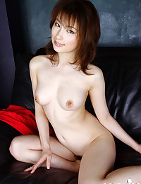 Lean and sexy Japanese body