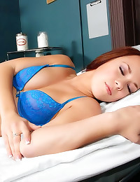 Sleeping hospital patient fuc...