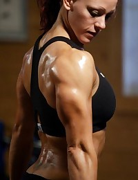 Hot Female Body Builders Nude