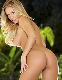 Look at Nicole Aniston's big round tits, they are impressive!