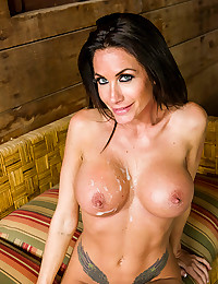 Incredibly Busty Milf Enjoys Big Cock