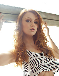 Leanna Decker has beautiful big natural breasts to tease you with