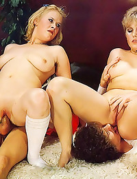 Vintage foursome includes hot...