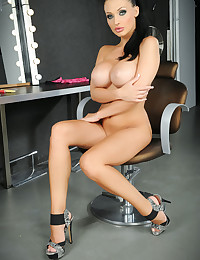 Aletta Ocean will make your cock burst through your fly today.