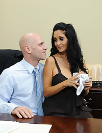 Amazing natural tits on fuck slut