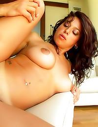 Girl offers her hot body