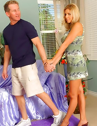 Nicole Graves sex and cumshot