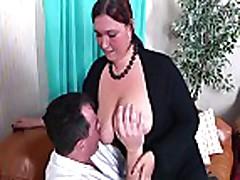 Massive Titten