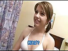 Mosaic: Japanese Man w Candy Inseminate Lexi Belle