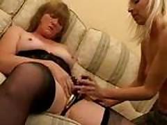 Mature British lesbians 1 of 4