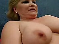 german milf in gym