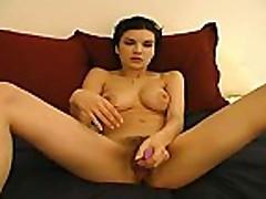 Elizabeth Hairy Teen solo