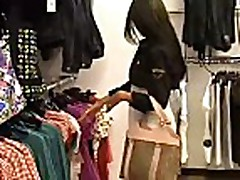 Indian girl fucked in changing room