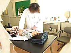 Spycam during Medical Examination Part 3