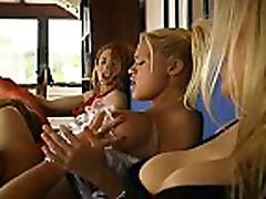 Piss - Six-way lesbian piss-orgy