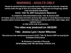 Jessica Lynn - Foxy Blonde Taking Cock