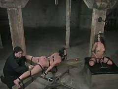 Julie Night And Devaun - Device Bondage