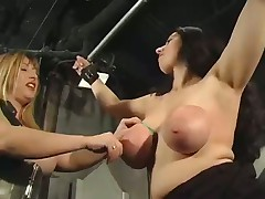 Insane 5 Model Group sex With Strap-Ons