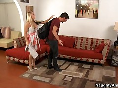 Madison Ivy Vs Dane Cross - My Dads Hot Girlfriend - I Guess Madison Needs More Proof That Daddys So