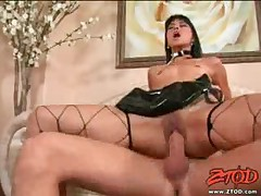 Dana Vespoli Vs Scott Nails - Wet Dreams Cum True #5