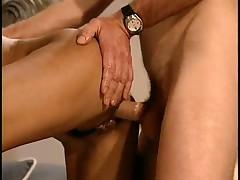 Erotic Dee Pleasures Two Cocks At Time