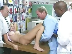 Candi Apple - Candy Apples Vs King Dong - Scene 3