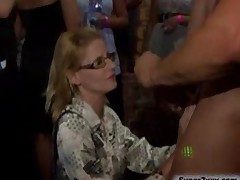 Wild Girls Fucking At Party