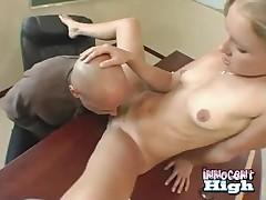 Allison - Innocent High - A Good First Impression
