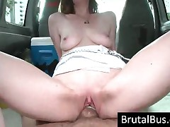 Sweet Young Chick Gets Fucked And Facialized