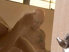 Hot shower sex with Jessi Summers