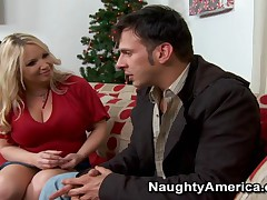 Rachel Love - My Friends Hot Mom - Rachel Love Gets Her Wet Pussy Pounded By A Young Cock