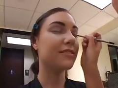 Sasha Grey Gangbang Behind the Scenes