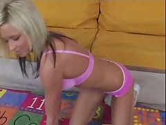 Hanah West Spanked and Fucked