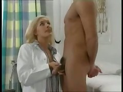 Doctor and her patient