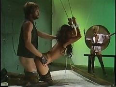 2 hot Bondage Whores Please Penis Master