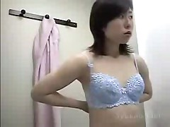 Dressing room spy cam 9