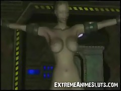 3D SciFi Slut!