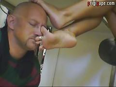 Stinky Feet of Lady K