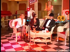 German cock fiend gets pounded  -