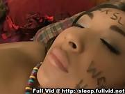 Sleeping Teen Blowjob