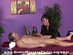 Erotic Massage Parlor Hot Masseur