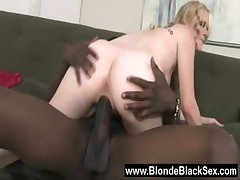 Blacks On Blondes - Hardcore Interracial Fuck 05