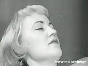 Vintage Masturbation Housewife in 1947